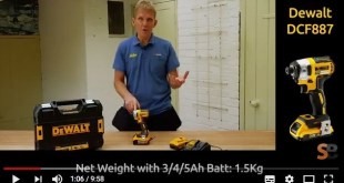 Dewalt DCF887 Impact Driver Review – Roundup Part 1
