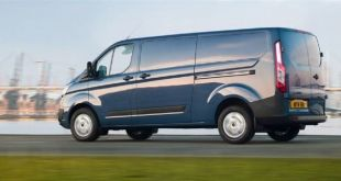 Keyless van theft increases in 2017 with Ford Transit still most stolen