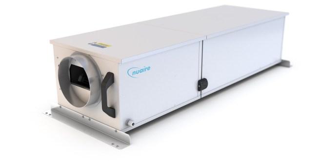 Nuaire launches retrofit whole-house ventilation system with carbon filter