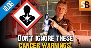 Roger's Vlog – Don't Ignore The Cancer Warnings!
