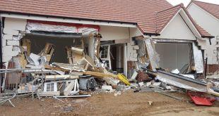 Builder destroys