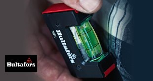 The NEW Mini Pocket Spirit Levels From Hultafors Tools