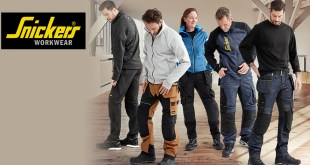 The Ultimate Choices in Work Trousers From Snickers Workwear
