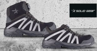 NEW from Solid Gear – the Onyx Safety Shoes and Boots