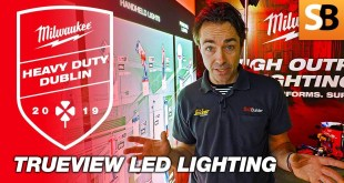 Bright Idea – Milwaukee Trueview LED light