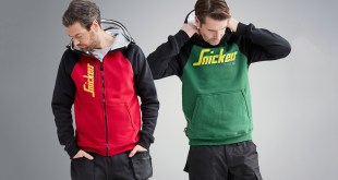 Snickers Workwear's NEW Hoodies and Sweatshirts