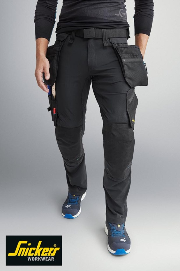 LiteWork Stretch Trousers