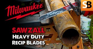 Heavy Duty SAWZALL Recip Blades from Milwaukee