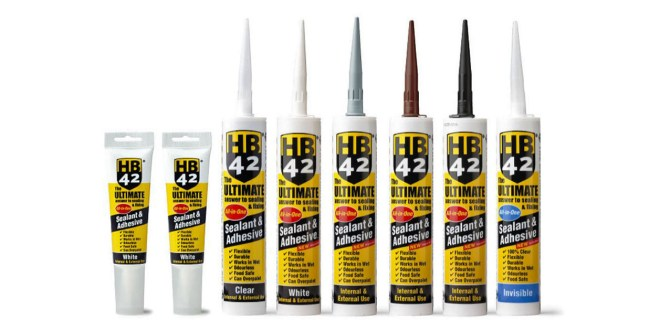HB42 All-in-One Sealant & Adhesive