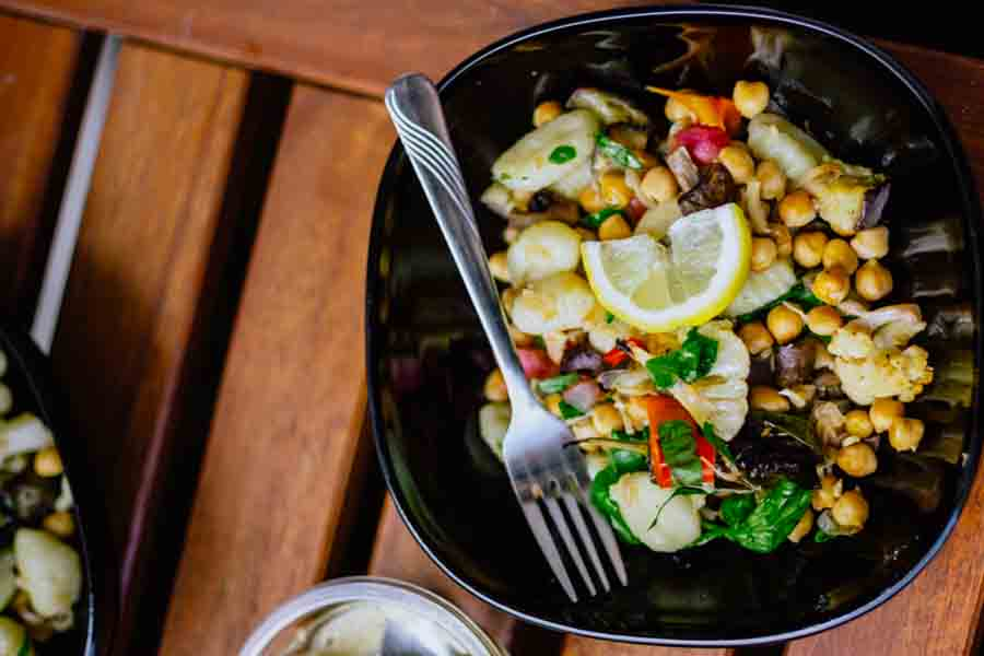 Plant-based nutrition can help achieve peak Athletic performance.