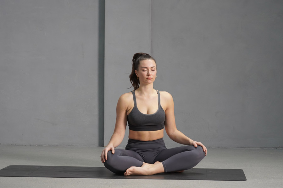 seated mindfulness practice