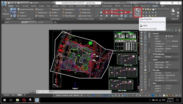Layer States, EASY Job! (What is Layer States and How to Use them?) AutoCAD Tips