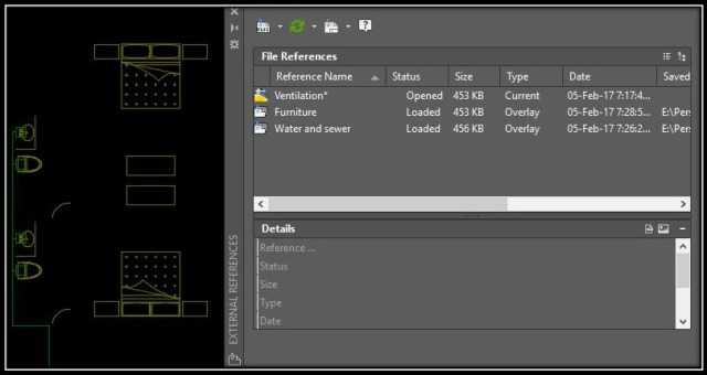 Xref Attach or Overly? What is the difference? AutoCAD Guides