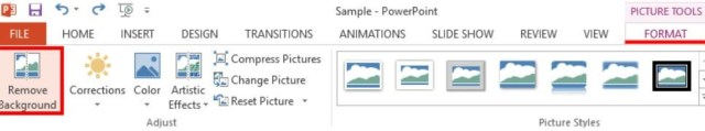 Remove Background in PowerPoint