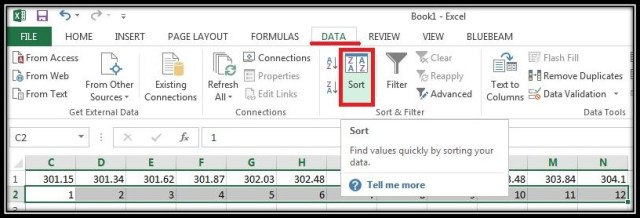 Flip Columns in Excel - 2 Extremely Quick and Easy Methods! Microsoft Excel