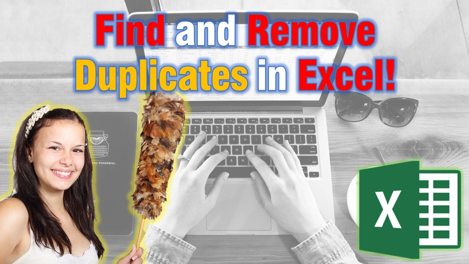 Learn how to Find And Delete Duplicate cells in Excel