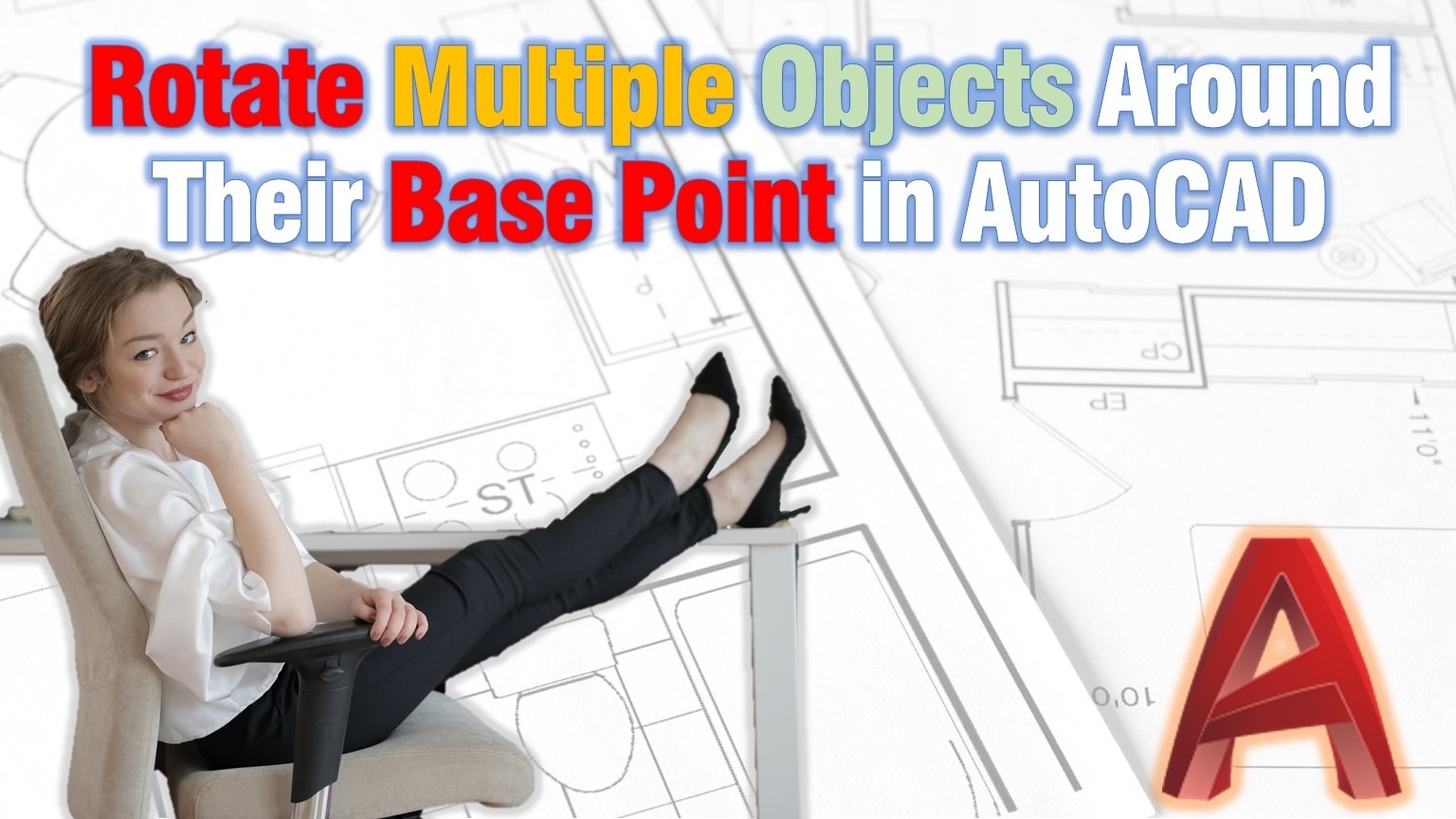 Rotate multiple Object around their Base point
