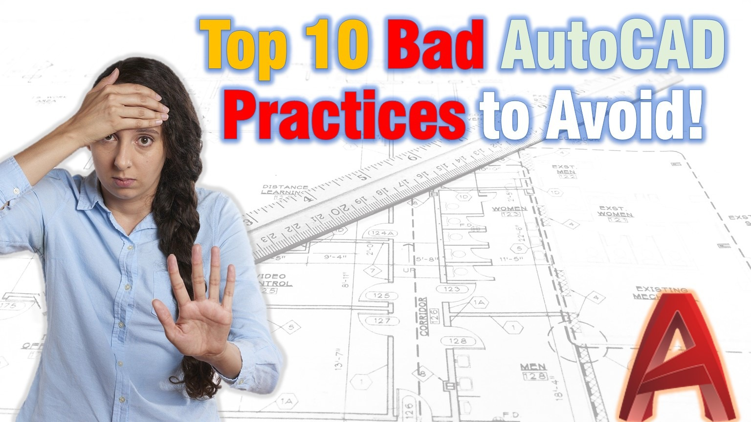 bad autocad practices to avoid