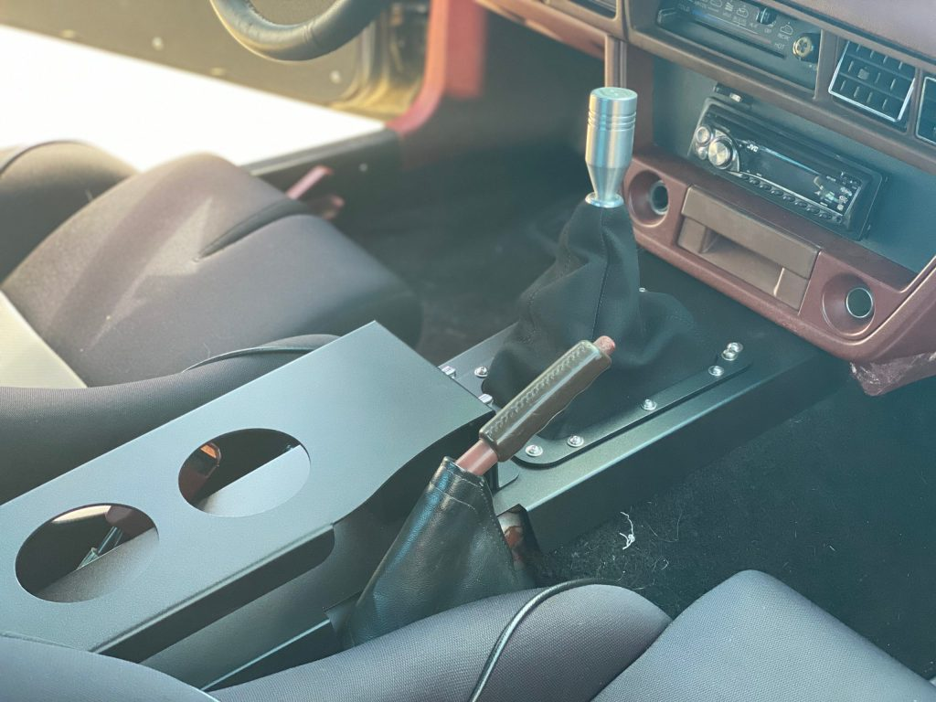 S130 280ZX Center Console