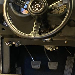 Steering Column Under Cover