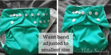 An Inside Look on a Cloth Diaper Routine