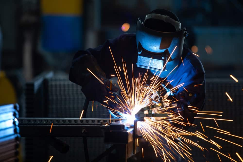 Types of welding in automotive industry
