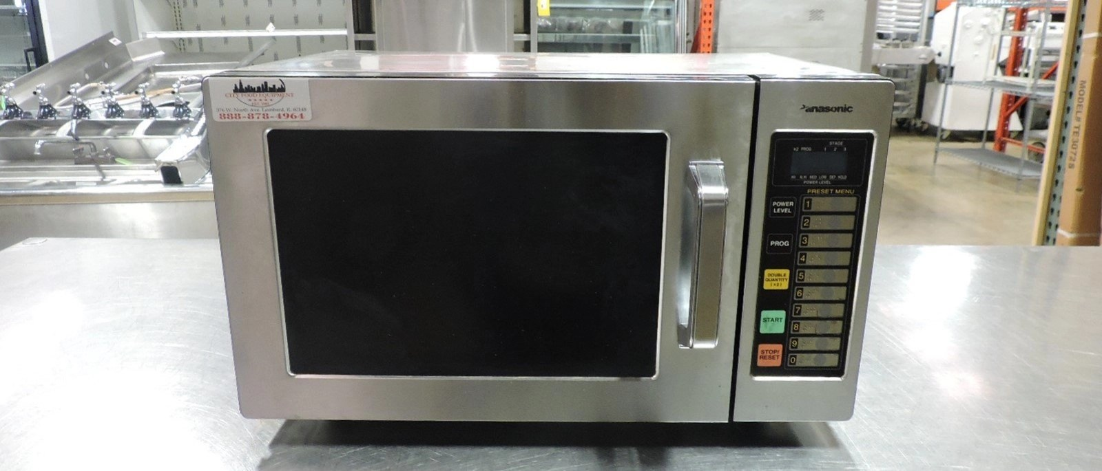 best commercial microwaves review for