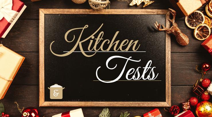 Kitchen Tests