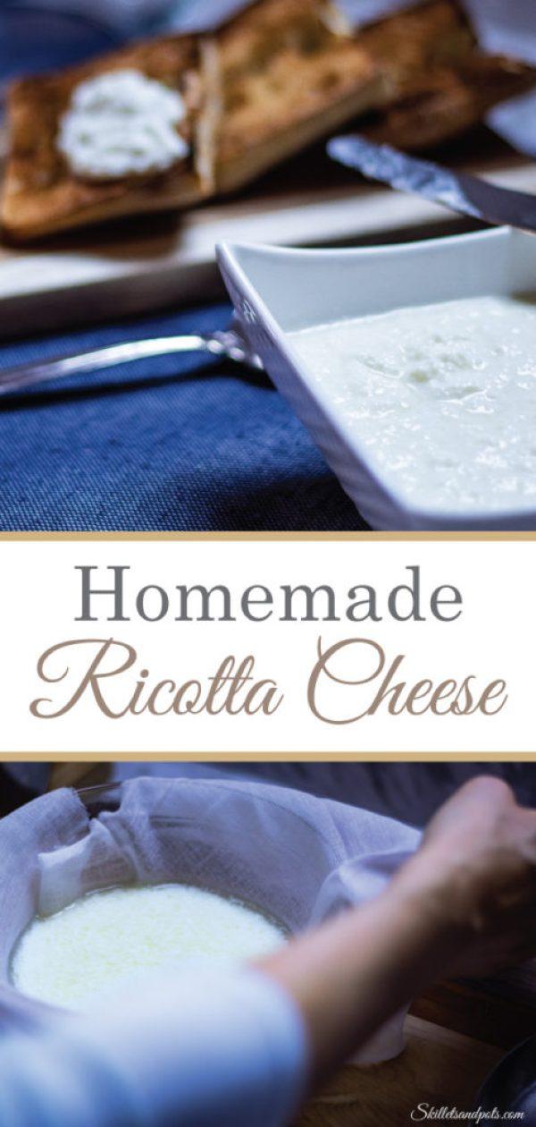 Ricotta Cheese for Pinterest