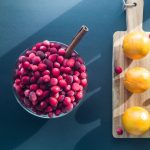 Ingredients for Cranberry Jam