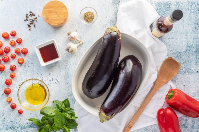 How to make Ratatouille-Bruschetta