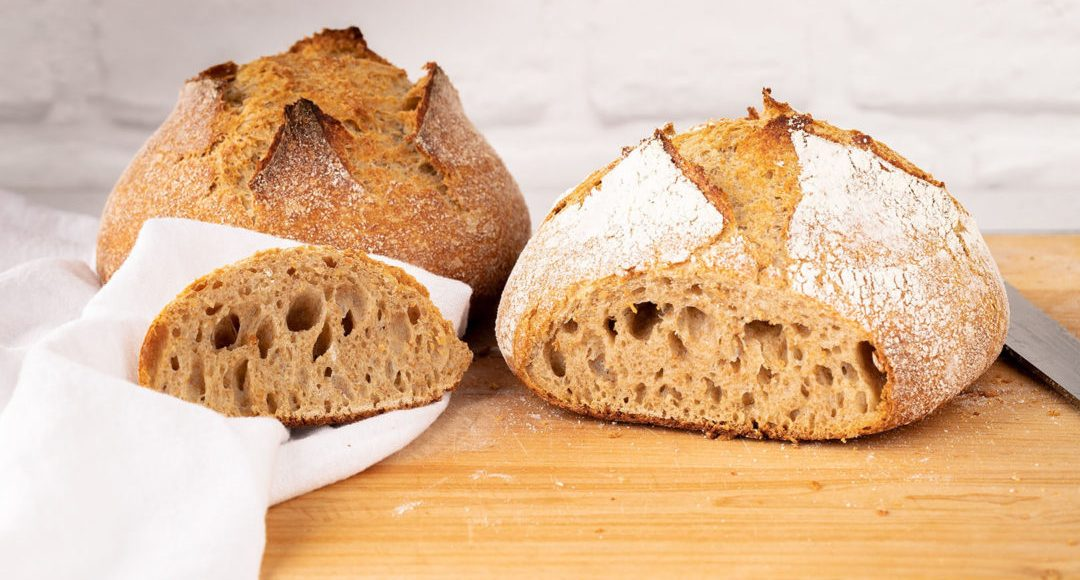 Integral Sourdough Bread.