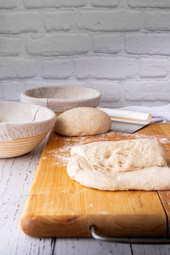 Integral Sourdough Bread Making