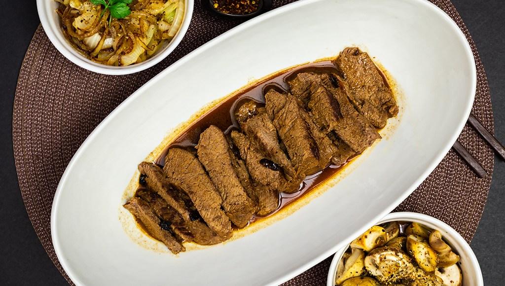 Steaks for Ramen Soup