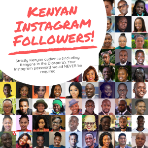 Buy Kenyan Instagram Followers