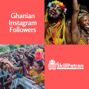 Buy Instagram Followers from Ghana