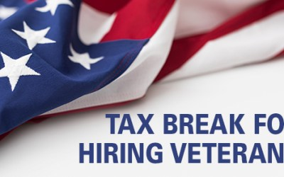 Tax Benefits of Hiring Veterans