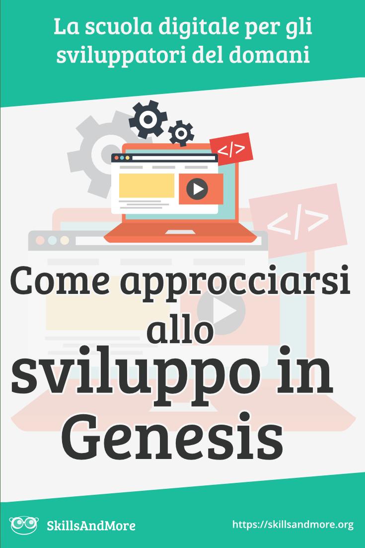 Saper come sviluppare per Genesis migliora incredibilmente lo sviluppo di un tema WordPress, scopri come in questo semplice articolo!