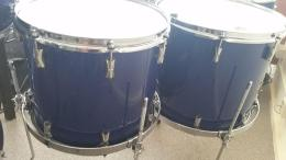 For sale drumkit Noble and Cooley N&C CD Maples 6-delig - floor toms