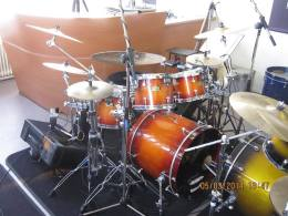 For sale drumkit Odery Custom Araucaria 5-piece shell set