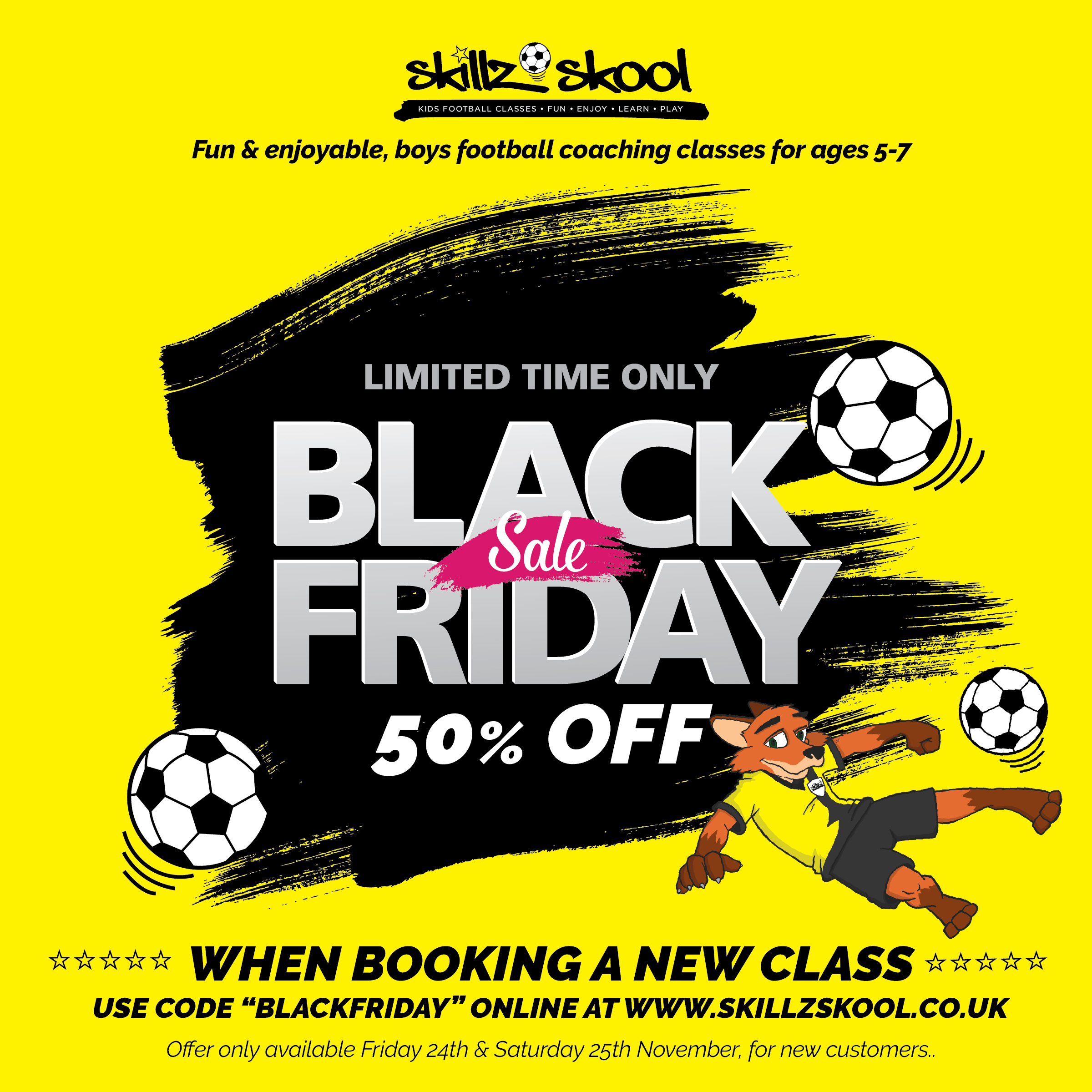 Skillz Skool - Football Classes for kids in Liverpool - Age 3 - 12