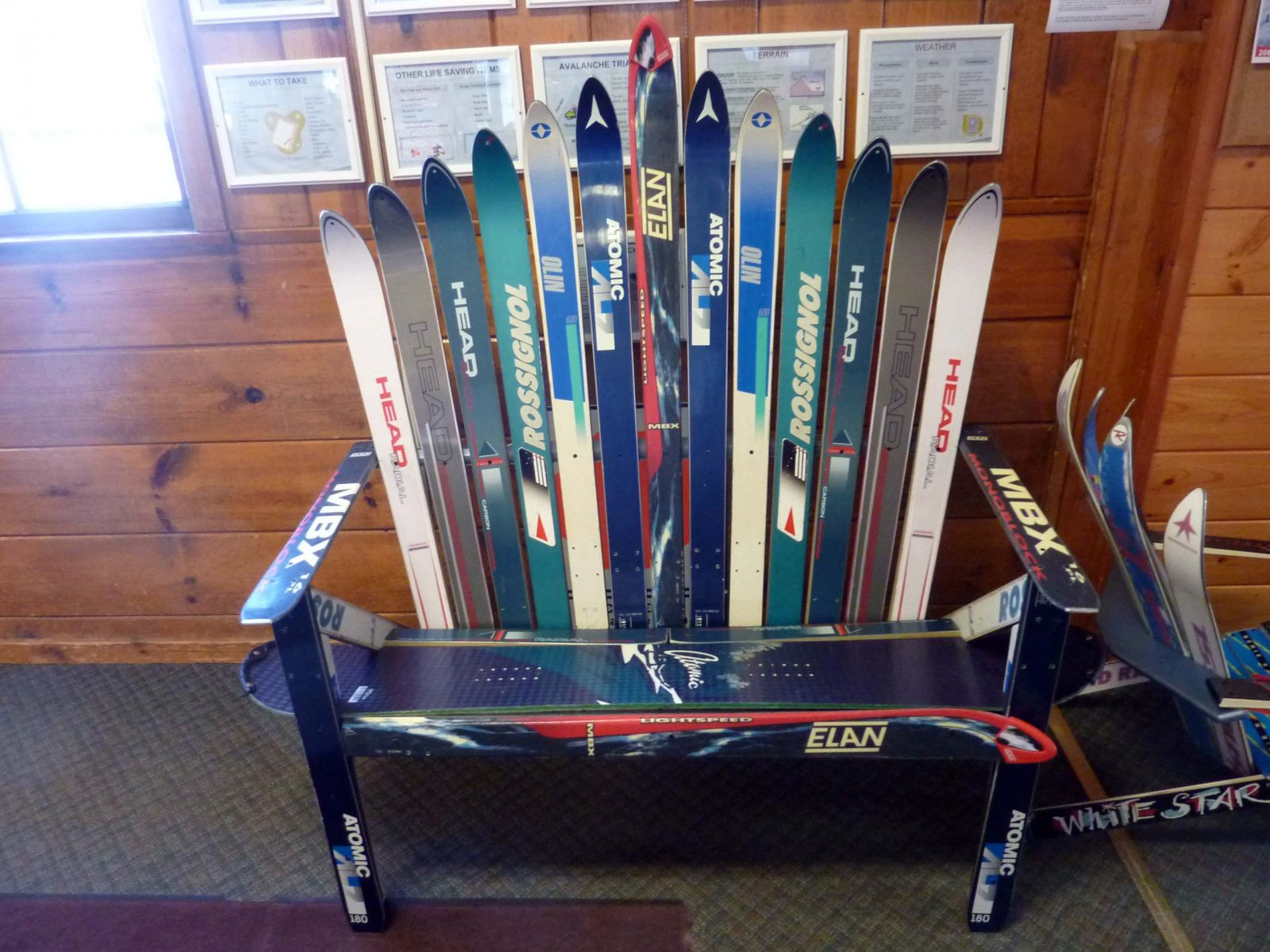 ski lift chairs for sale chairman 769 lookout pass gt prime timer 39s raffle 2015