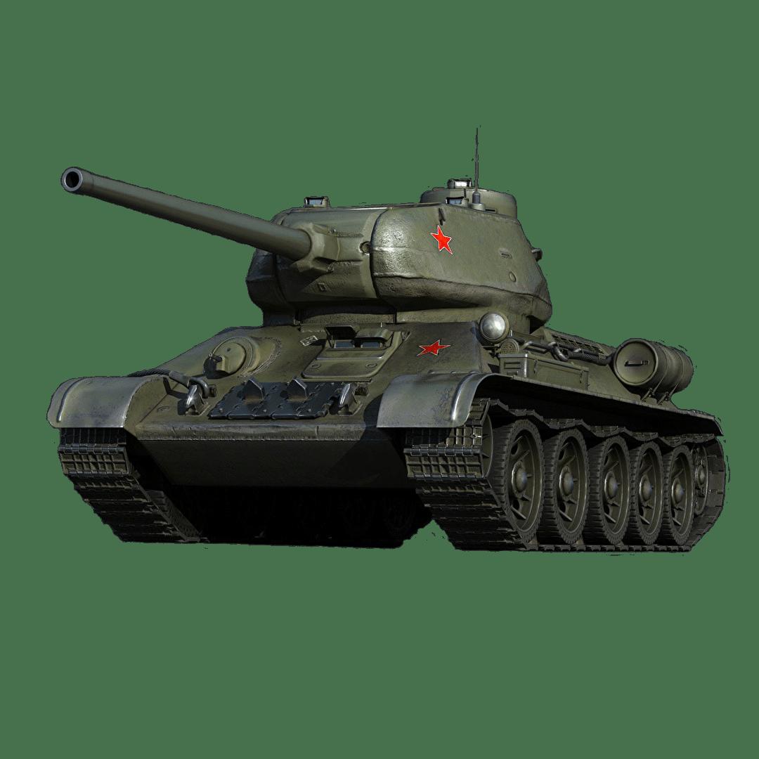 Простые танки