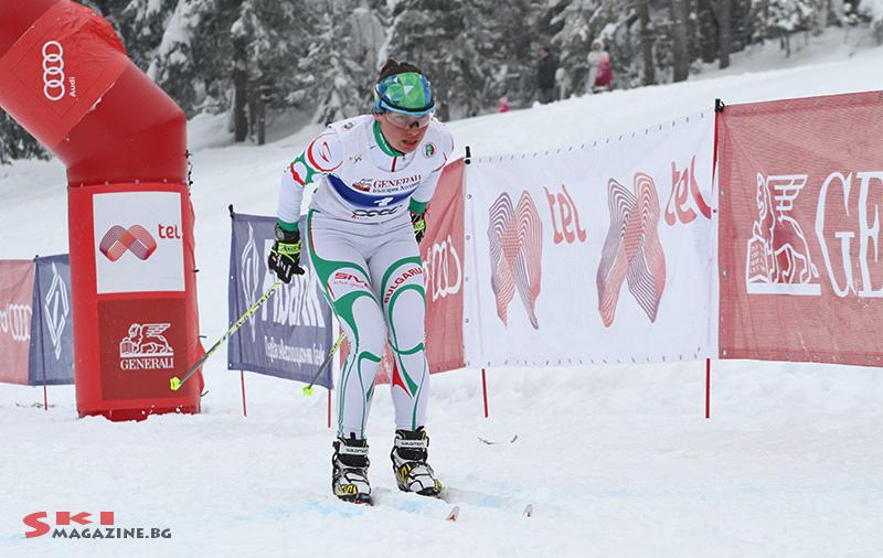 863acb9a350 Следващата цел на Антония да спечели квота за Зимната Олимпиада 2018 в Южна  Корея! Снимка: Николай Дончев/BGLive