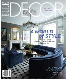 Elle Interior Design Magazine