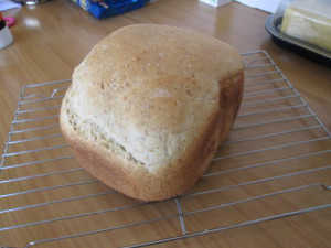 Mellerware Ma Baker bread machine - review