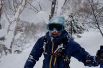 Une neige qui met le sourire