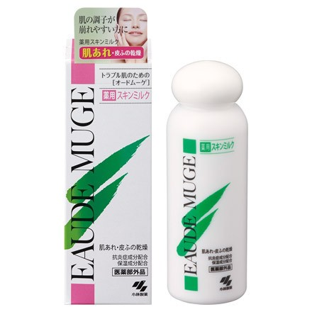 オードムーゲ/薬用スキンミルク
