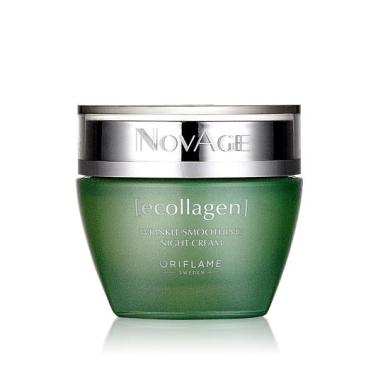 novage ecollagen night cream