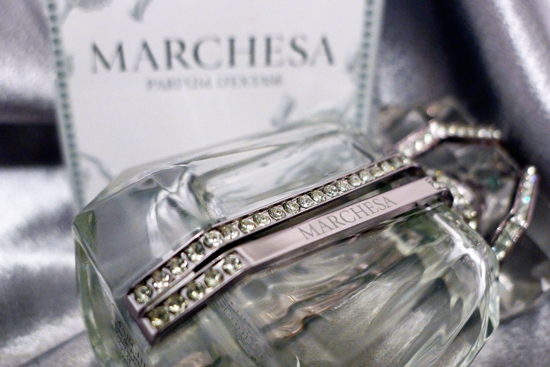 Marchesa Parfume d'Extase perfume bottle